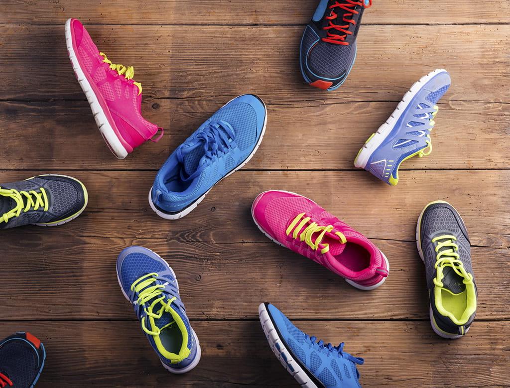 calzado de deporte