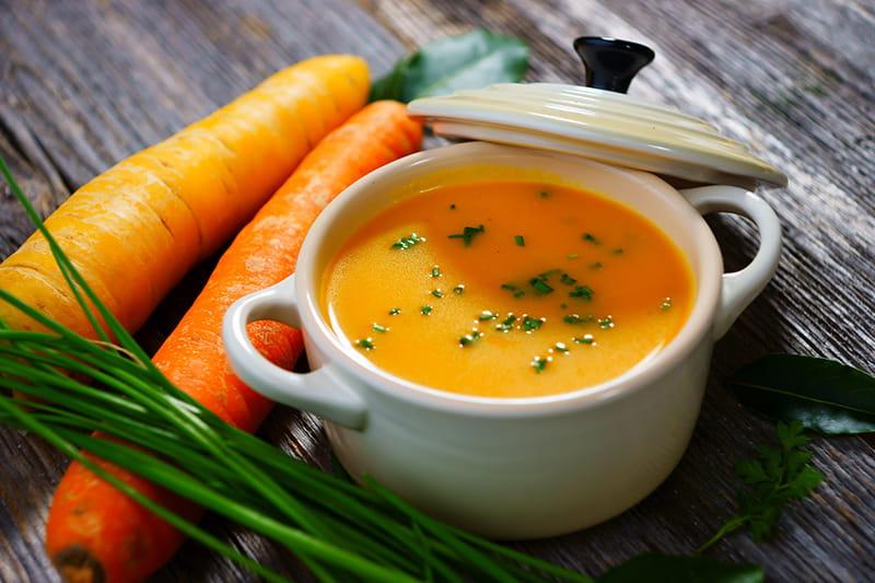 Introducir más verduras en las comidas