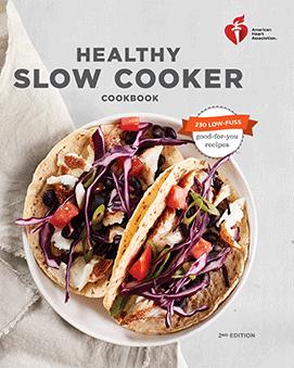 Libro de cocina Healthy Slow Cooker, 2.ª edición