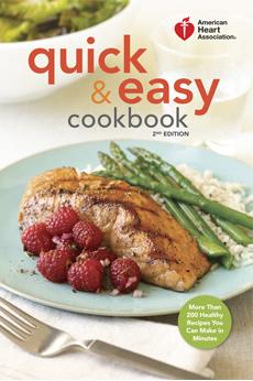 Libro de cocina Quick And Easy, 2.ª edición