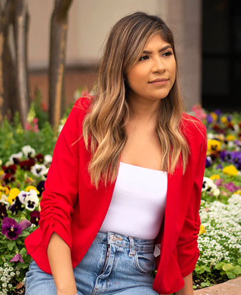 Steffany Quintana, mujer real de Go Red For Women