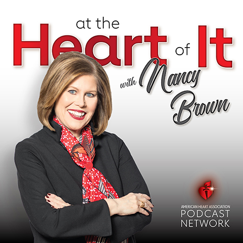 Photo Promo - At the Heart of It with Nancy Brown