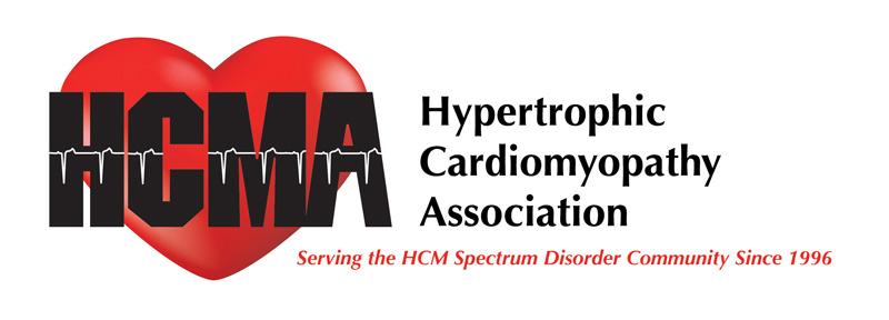 Logotipo de la Hypertrophic Cardiomyopathy Association