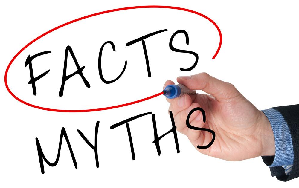 Datos, no mitos