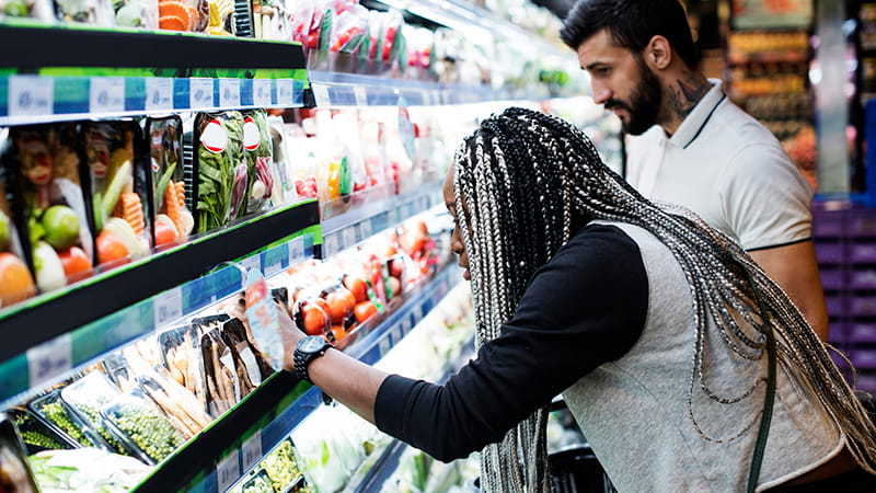 Los datos frente a la percepción de los alimentos ecológicos