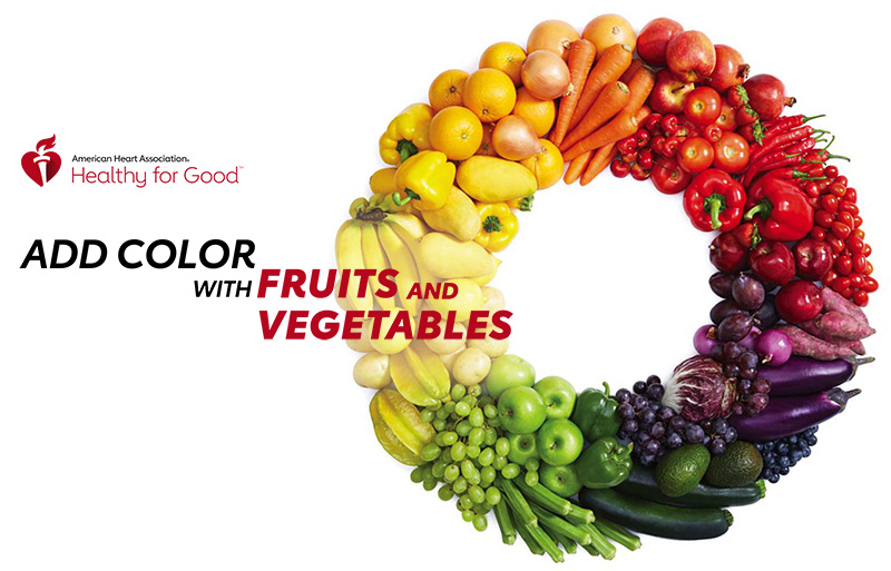 National Fresh Fruit and Vegetable Month