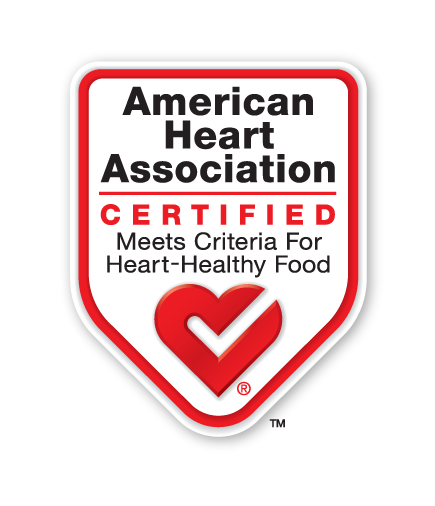 Heart-Check mark logo
