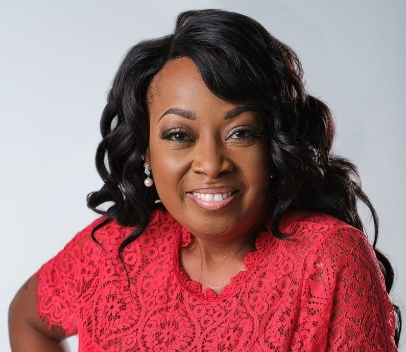 Star Jones Go Red for Women