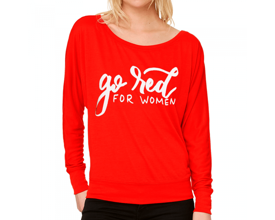 Tienda Go Red For Women