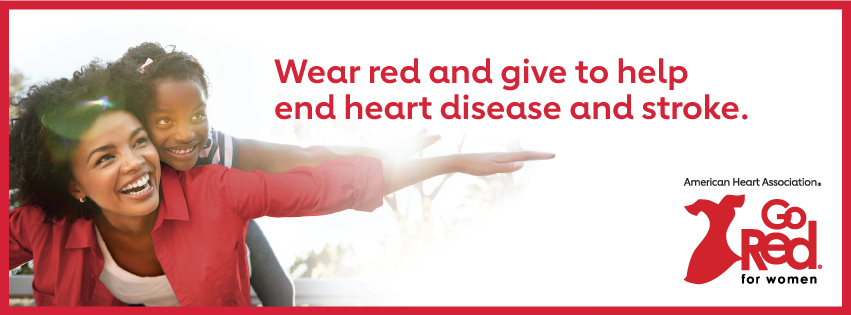 Wear Red and Give | Go Red for Women