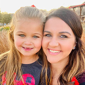 Go Red for Women's Woman / Teen of Impact nominee Jessica Staggs