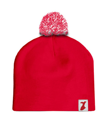 Go Red for Women beanie hat