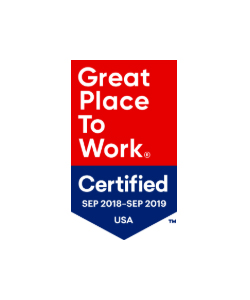 Great Place to Work 2016-2018 Health Care