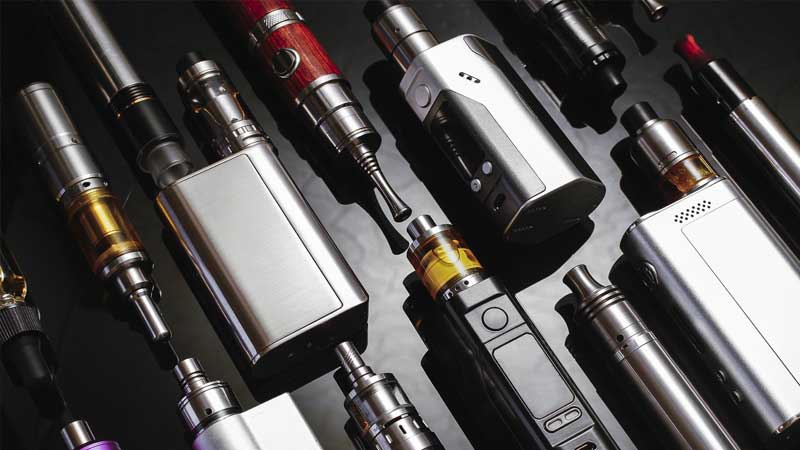 Electronic Vaping and Smoking Devices