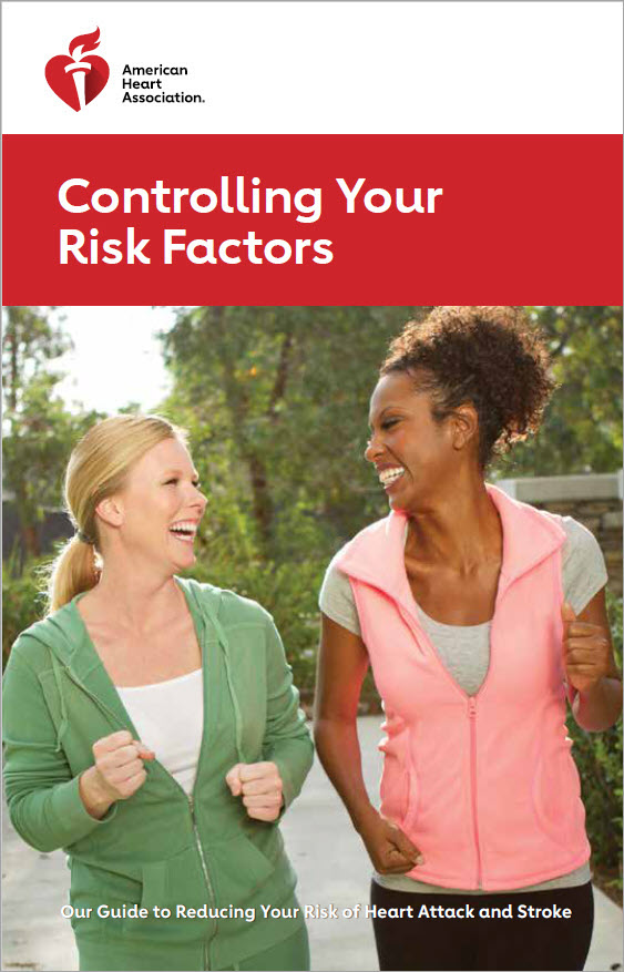 Controlling Your Risk Factors Brochure cover