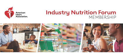 industry nutrition forum cover brochure