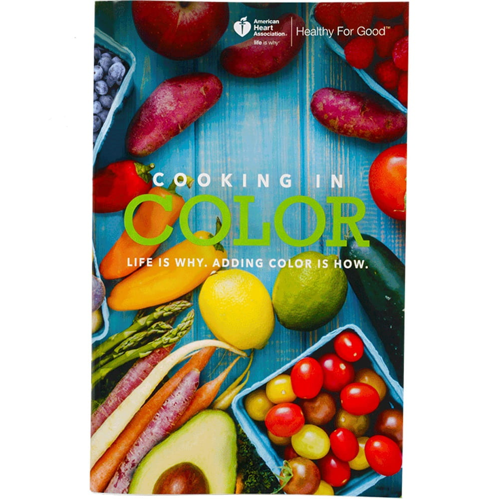 Cooking in Color cookbook