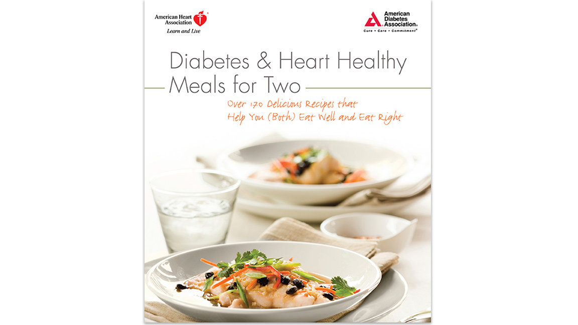 Portada de Diabetes & Heart Healthy Meals for Two