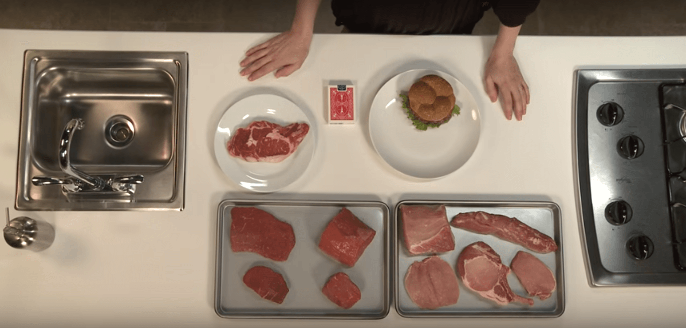 Choosing and cooking leaner cuts of meat