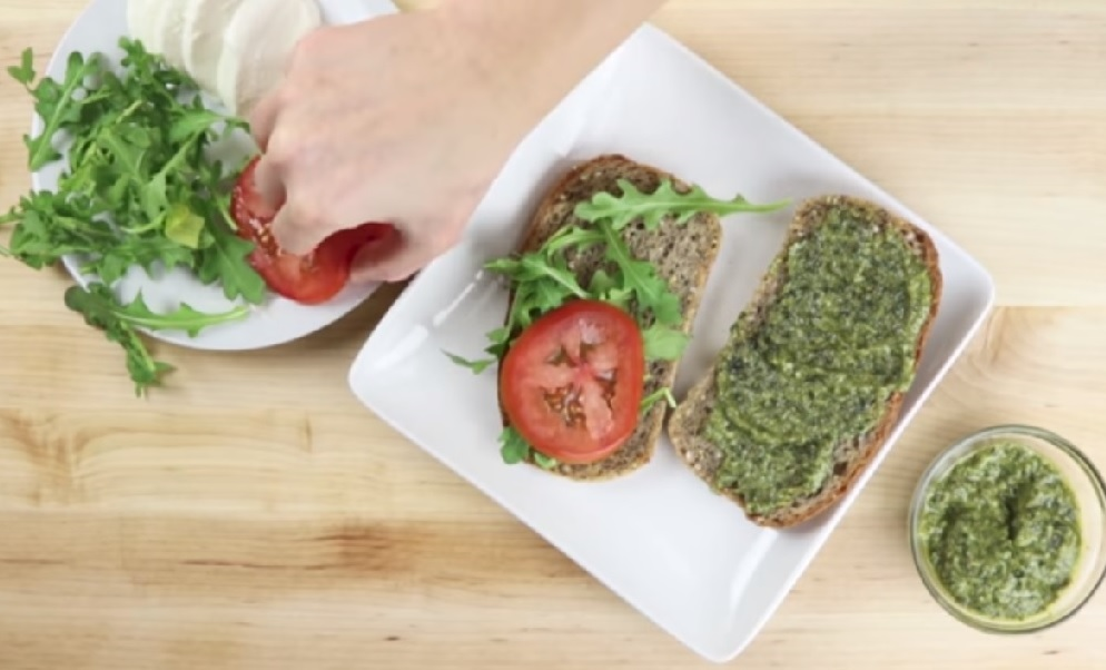 Sandwich Makeover Video screenshot